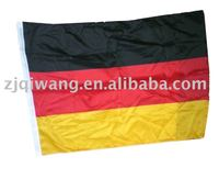 Germany banner hand car flag