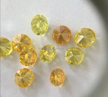Polished HPHT Synthetic Lab Grown Diamond in Loose