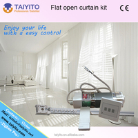 Electric draperies/Curtain controller remote control curtain system