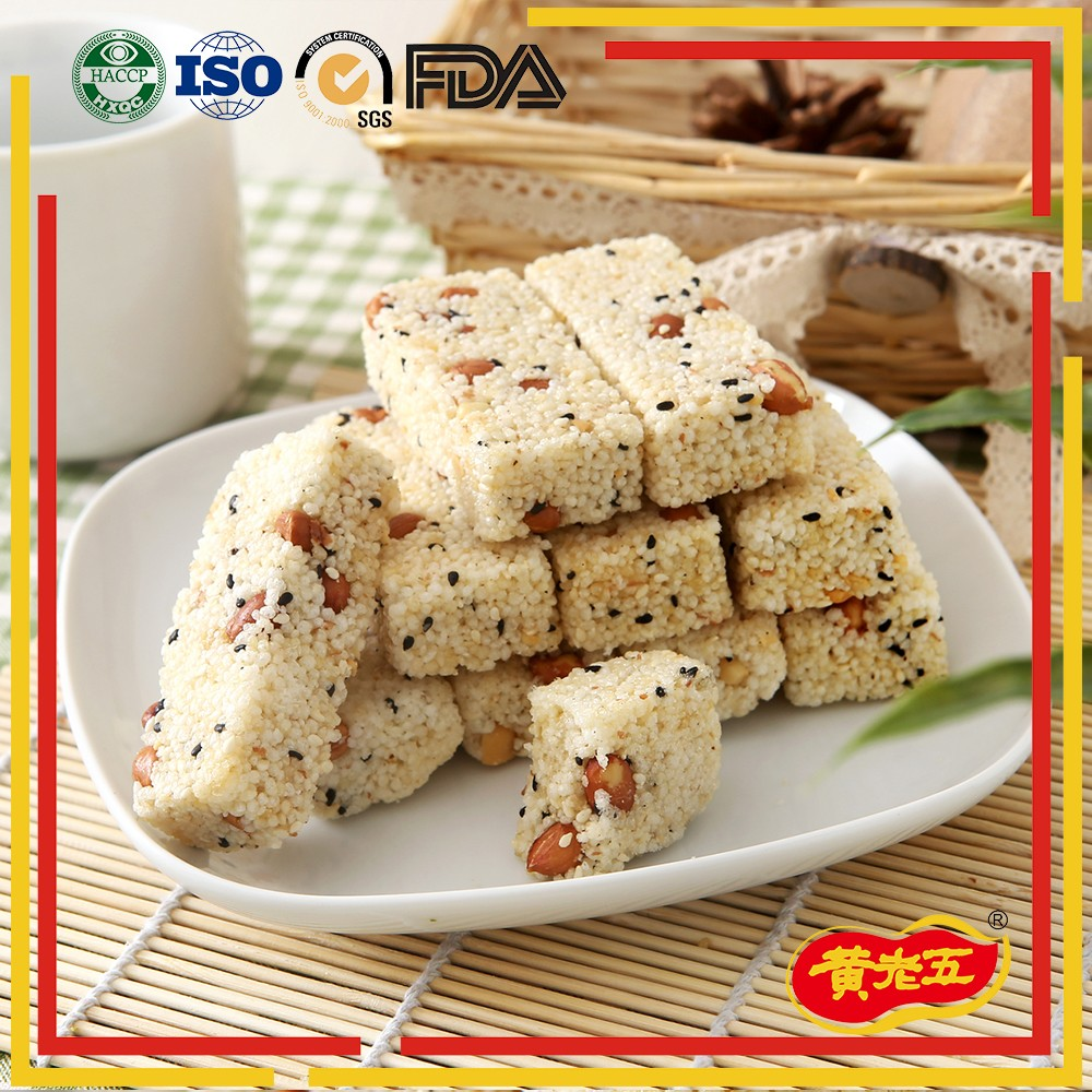 Hot product Chinese custom wholesale snacks