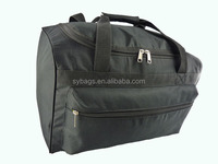 black travel bag for traveler / Waterproof pvc duffel bag / Sport Travelling Duffel Bag