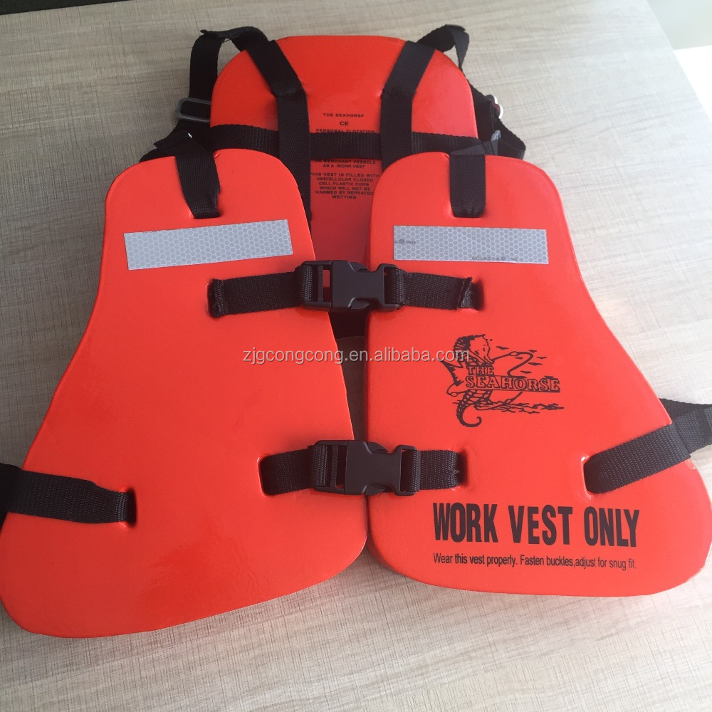 marine product work vest life jackets