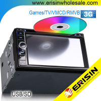 "Erisin ES890G 6.2"" All-in-one Car Radio DVD Player HD Touch Screen"