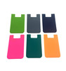 Customized Colorful Printing 3M Smart Stick On Phone Wallet