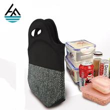 Wholesale beautiful promotional thermos insulated lunch bags for men
