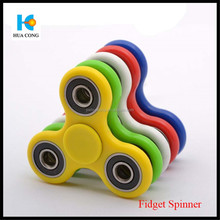 new popular toy colorful brand fidget spinner from factory with low price