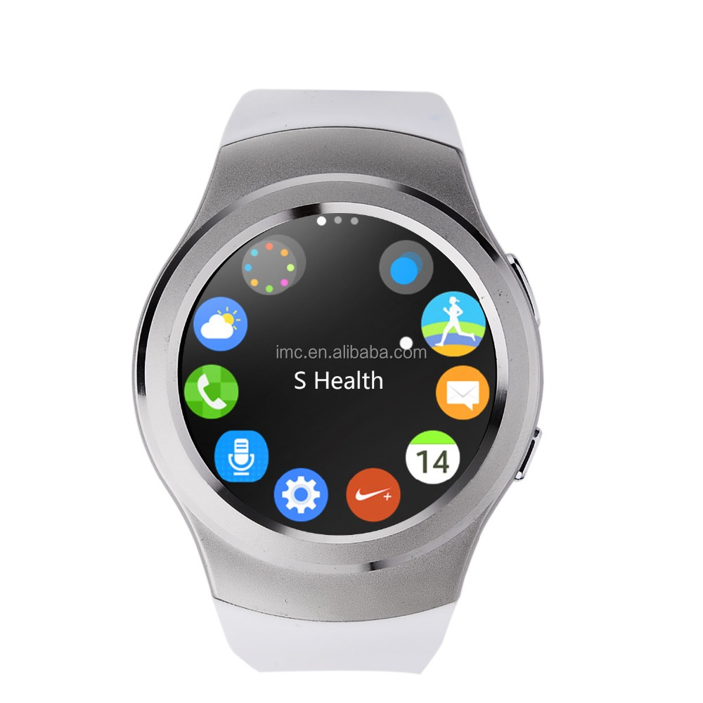 2016 Factory price wholesale Android bluetooth smart watch phone with SIM card and touch screen