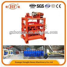 Small brick laying machine maker QT4-40 best supplier