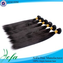 Natural straight high quality malaysian hair wet and wavy