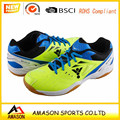 2018 latest badminton shoes men power cushion design and ergo shape sole professional indoor badminton shoes 005