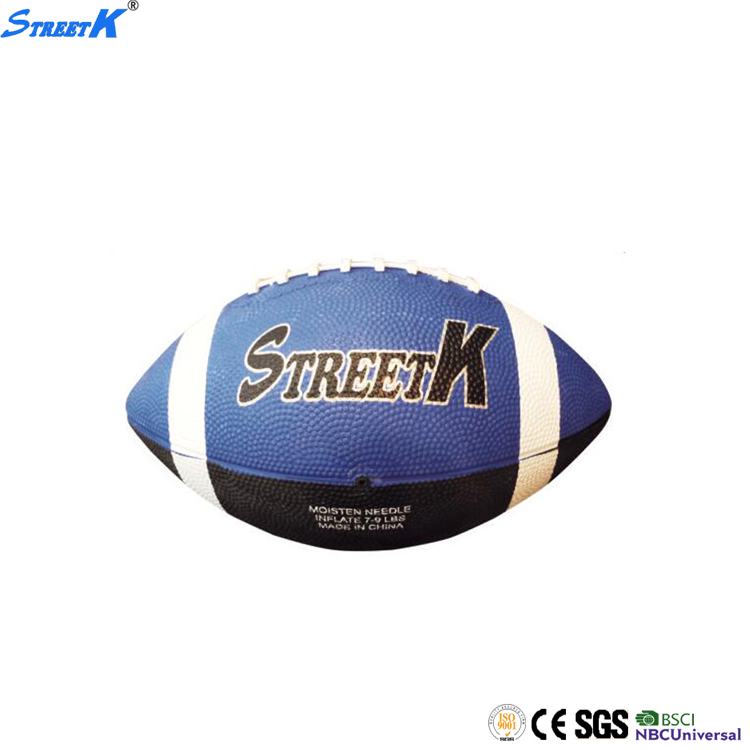 weighted american football custom printed logo promotional foam pvc mini rugby ball