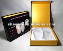2016 wholesale Nano energy shoe orthotic insoles with gift box