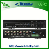 CCTV H.264 3G/WIFI 32CH Realtime 1080p Alarm 2U DVR 32 Channel P2P Standalone DVR camera ahd