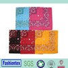 Wholesale Paisley Pattern Cheap Cotton Custom