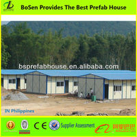EPS panel pref house design in Foshan BOSEN