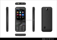2.8 inch LCD display 3G FEATURE MOBILE PHONE with facebook key
