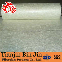 C-Glass Soft Fiberglass Chopped Strand Mat