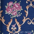 high quality 3d flower wallpaper in uae wedding room wallpaper