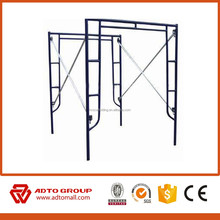1219*1930 H frame system scaffolding for rent and for sale in Ethiopia