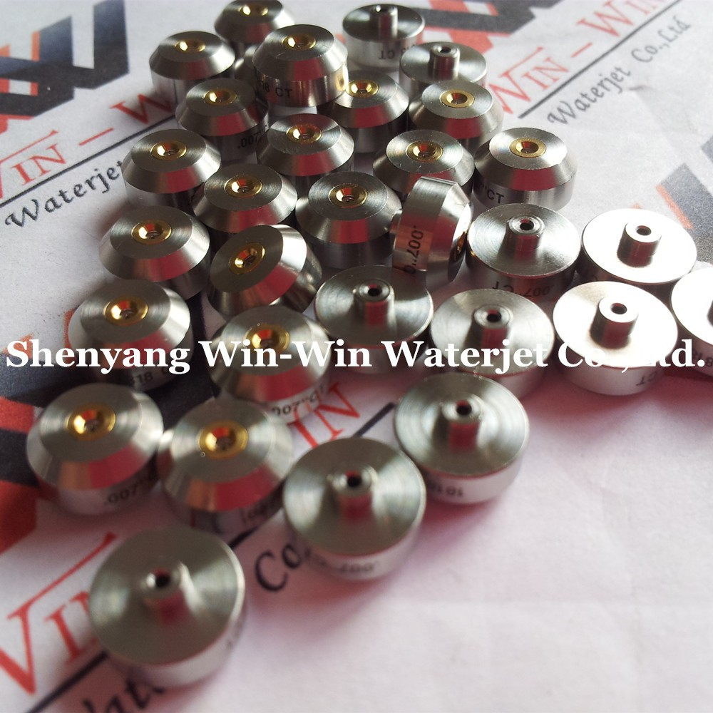 Best quality water jet parts orifice No.004519-07 suit for flow style stainless steel <strong>cutter</strong>