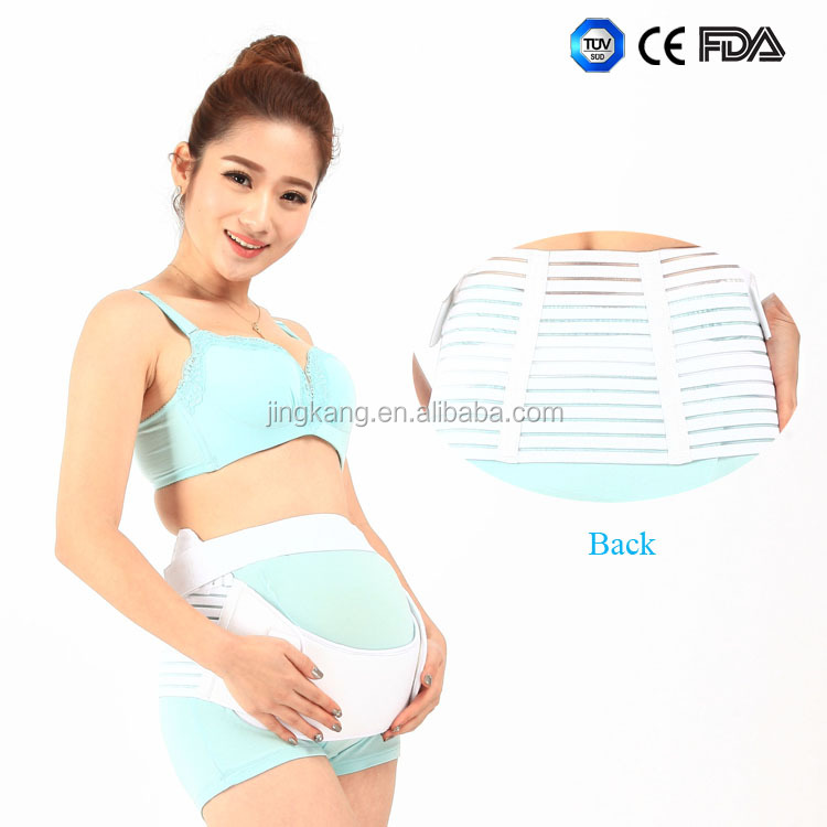 High quality elastic belt maternity belly band abdominal back waist support for pregnancy women