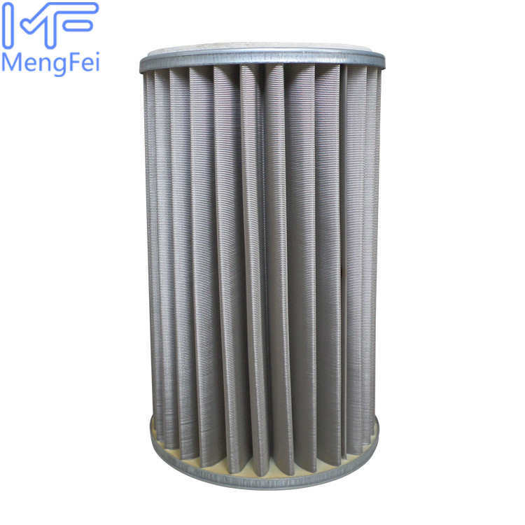 Mfiltration High Quality Natural Gas Filter G2.0 Stainless Steel