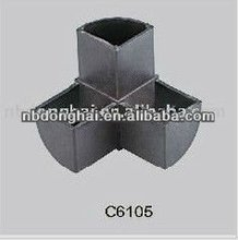 Window corner joint,nylon surface,window fittings
