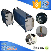 water cycle portable single phase MMA welding machine / hho hydrogen arc welding machine