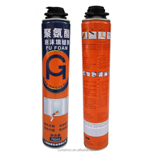 Environmental Protection Fireproofing Polyurethane Spray PU Foam