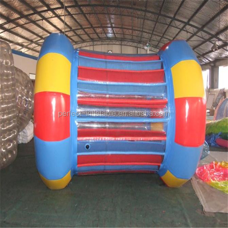 Anti-low temperature water roller for people inflatable water walking roller inflatable water sports games