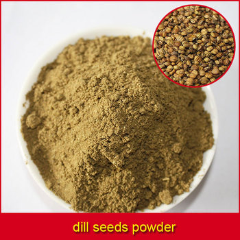 dill seeds powder