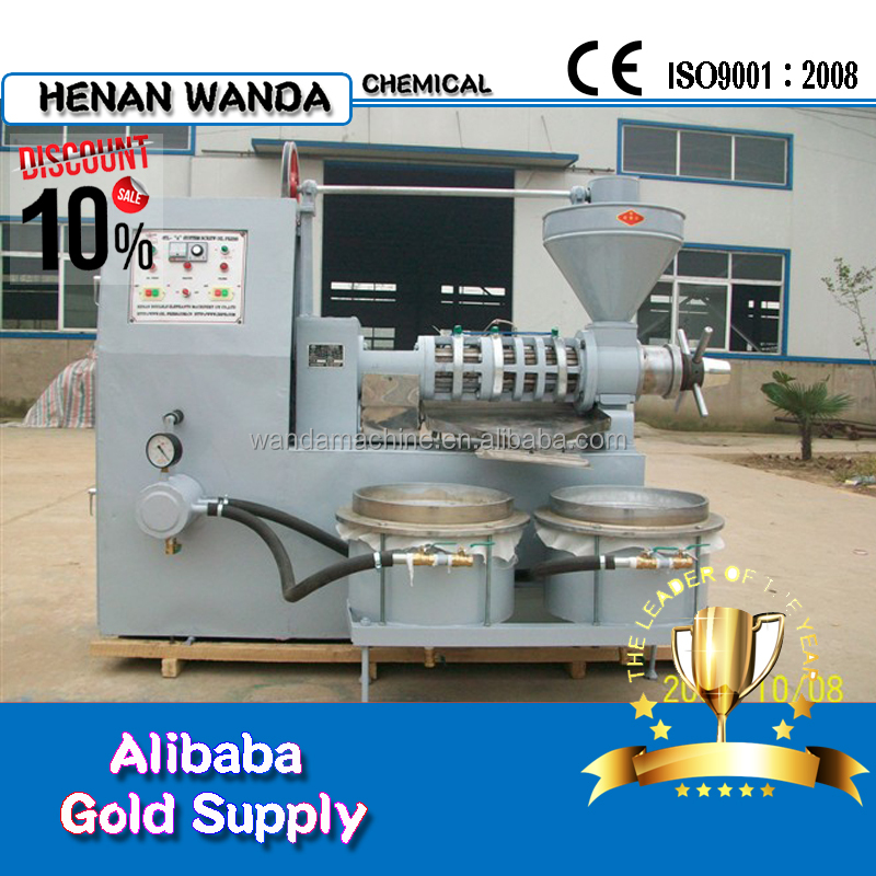 sunflower colza peanut oil expeller/castor seeds flaxseed groudnut oil pressing machine/soya bean oil mill