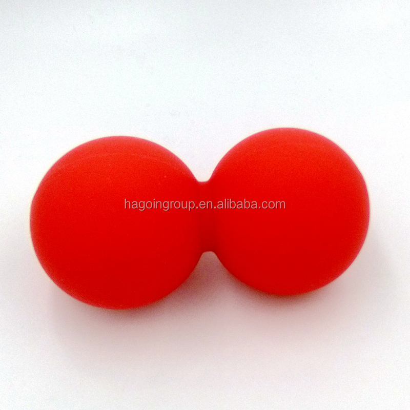 deep tissue massage double lacrosse ball