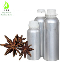 Certificated Steam Distillation Star Anise Essential Oil 99% Anethole Bulk Prices