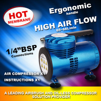 Diaphragm Air Compressor AS-06 With No Air Pollution