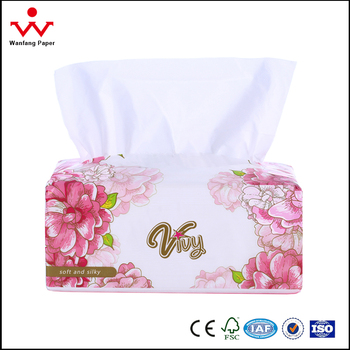 Face Cleaning Excellent Strength Ultra Softness Facial Tissue Paper Brands Suppliers