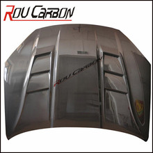 Variety Style Carbon hood for Hyundai Genesis Coupe 2013
