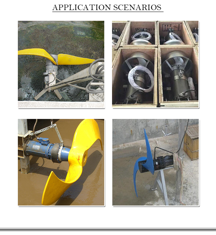Industrial electric high speed tank mixer