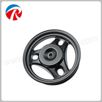 Motorcycle Scooter Rear Steel Wheel Rim 2.15-10 For GY6 Address V150S