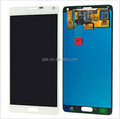 Lcd screen Display with digitzer For Galaxy Note 4 N910 N9100 N9105 N910A N910T N910V N910P grey and white