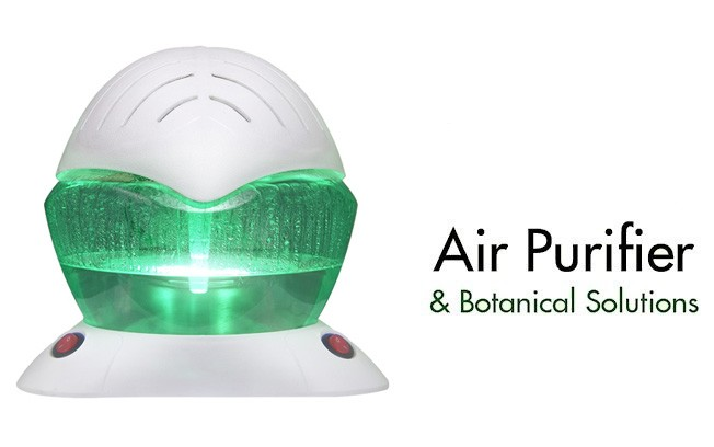 Multifunction water kitchen air cleaner