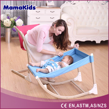 EN14988 approved baby folding high chair swing