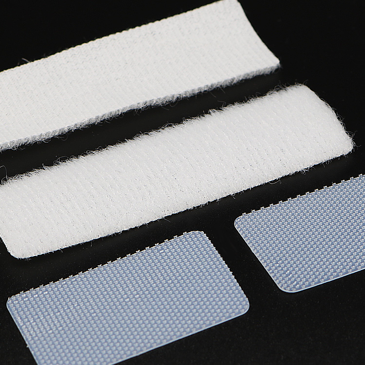 good quality backed touch fastener Self Adhesive hook and loop dots