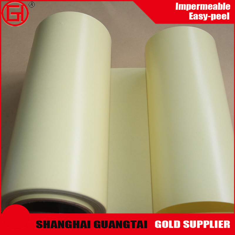 Shanghai online release paper hot selling yellow kraft 140gsm paper