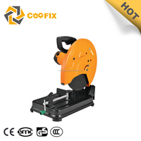 Coofix 14inch 355mm 2000W wire steel cutting machine cut off machine chop saw metal cutting saw
