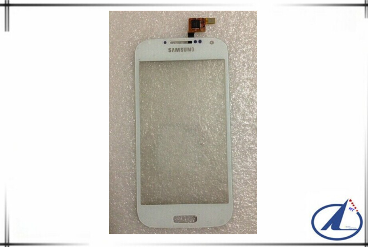 original H9500 i9500 S4 smartphone OK-1313-A touch Screen Glass Digitize