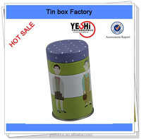 Hot sale promotion 4 layer metal tin gift boxes for packing small things