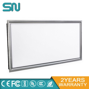High lumen smd 2835 ultra thin LED panel light 600X600 with CE ROHS certification