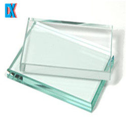 6mm 8mm 10mm 12mm clear tempered glass sheet building roof price