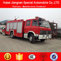 Dongfeng 4x2 5000Litres water tank fire truck